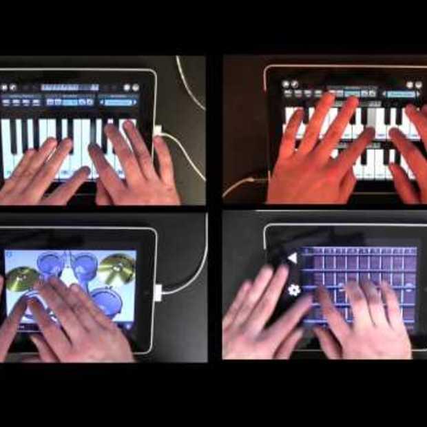 Zelda with iPads!