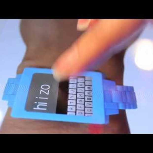 ZoomBoard toekomst voor iWatch typing