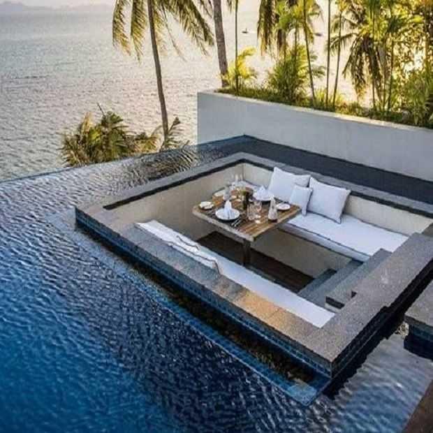 Deze 6 zwembaden wil jij in je achtertuin hebben!