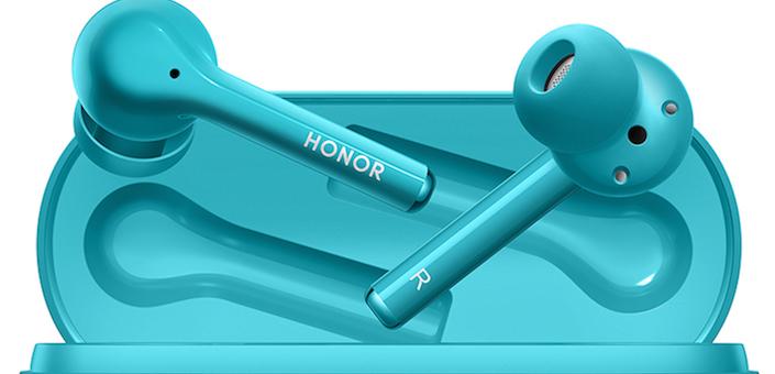 HONOR komt met 'Magic Earbuds' voorzien van noise cancelling functie